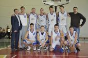2013 чоловіча збірна команда НУБіП України з баскетболу