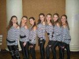 Команда НУБіП України з танцювальної аеробіки 2009.12