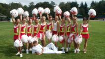 Команда НУБіП України з танцювальної аеробіки 2009.09.01