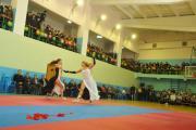 Показовий виступ під час спортивного вечора 2011.12