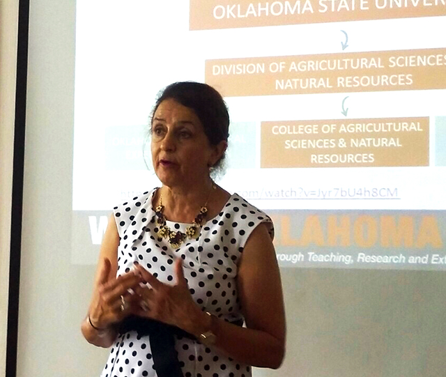 NUBiP of Ukraine - Oklahoma State University (USA