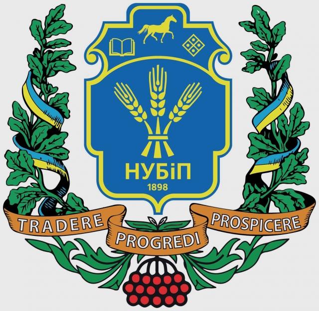 Логотип НУБіП України
